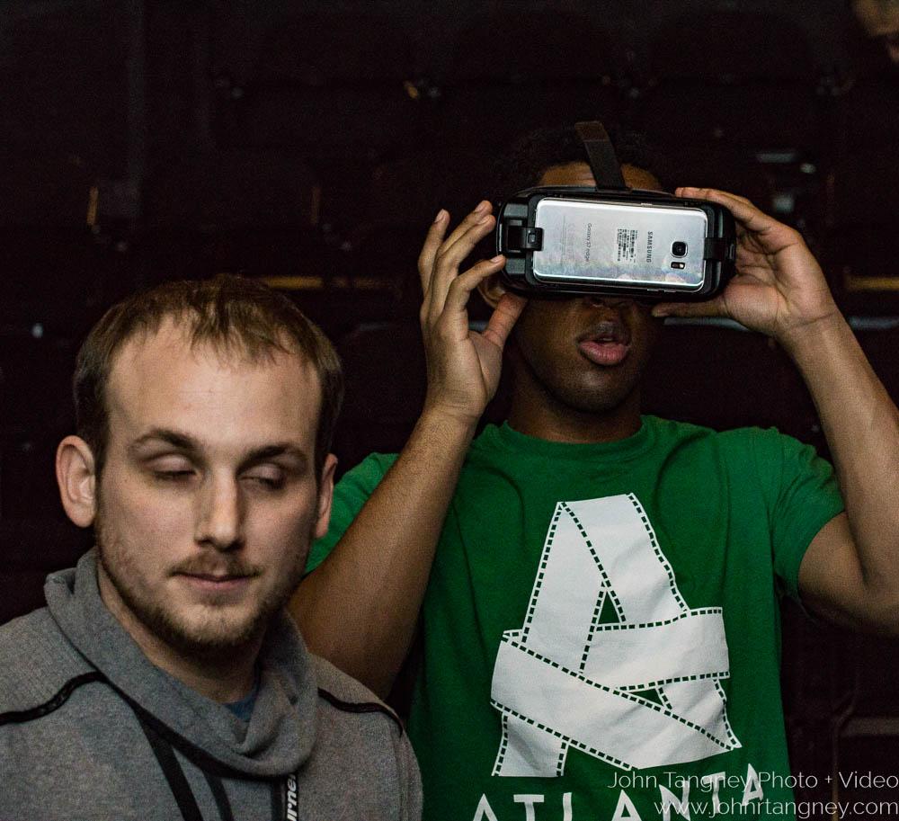 atlanta film festival, virtual reality
