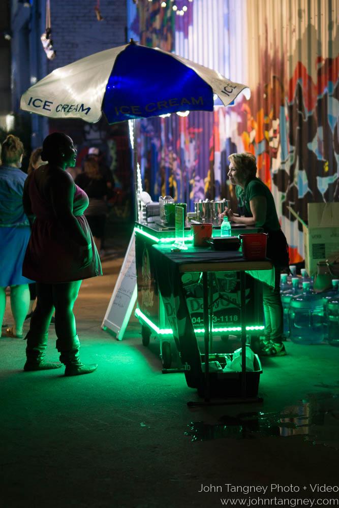 atlanta film festival, light and sound